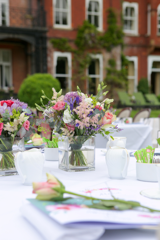 Champneys High Tea Launch Rebecca Fennell Photography