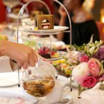 Champneys Afternoon Tea Launch