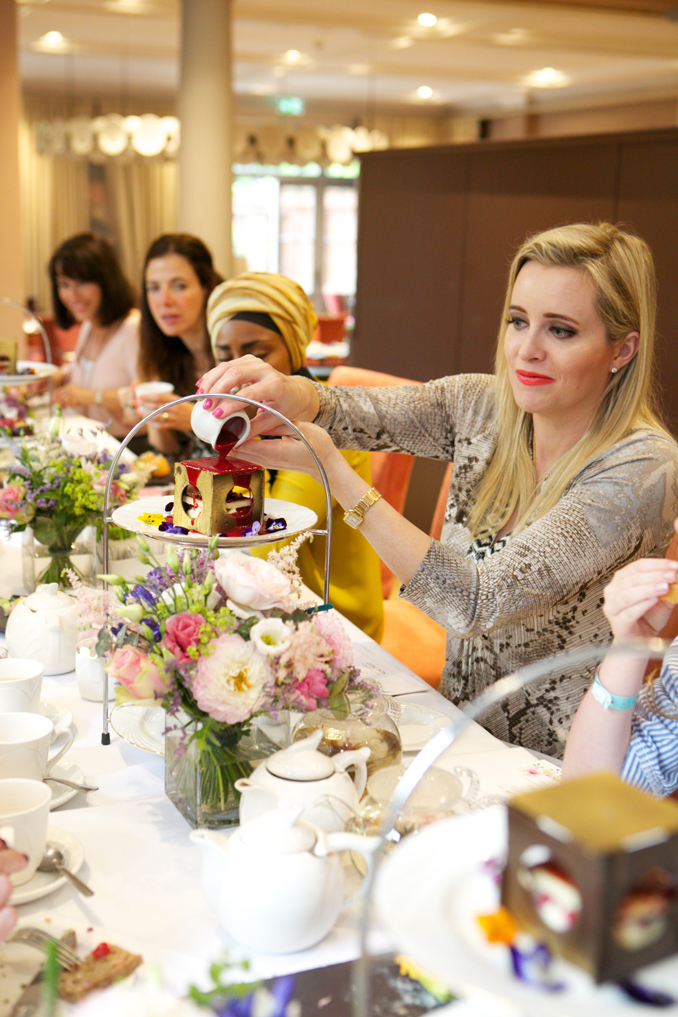 Champneys Afternoon Tea Launch th