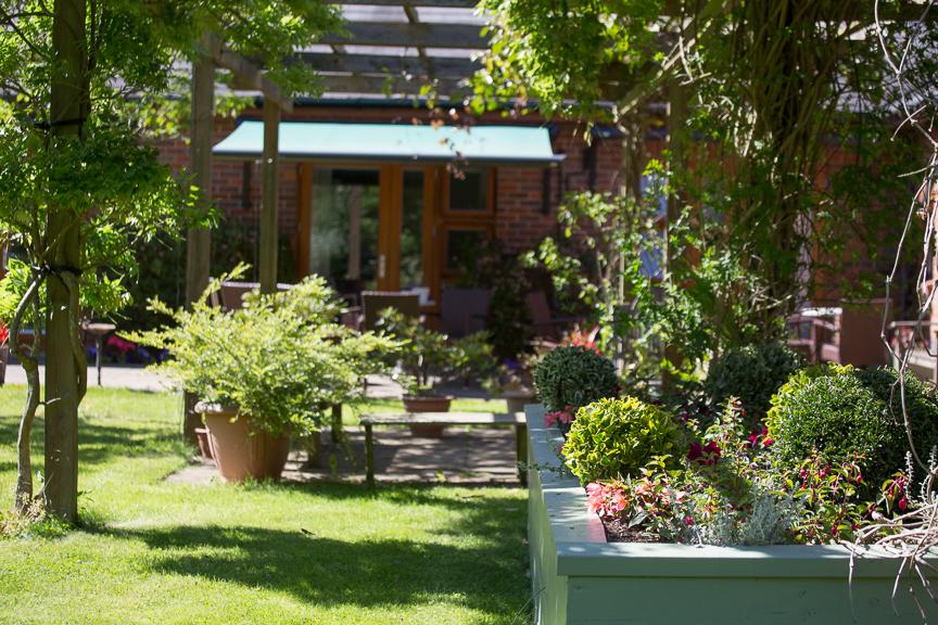Hospice of St Francis Berkhamsted Gardens