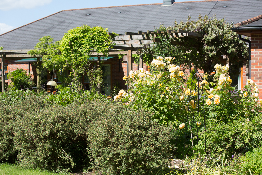 Hospice of St Francis Berkhamsted Gardens
