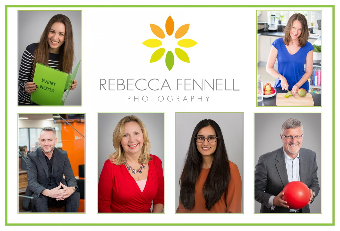 COrporate photos with Rebecca Fennell Photography