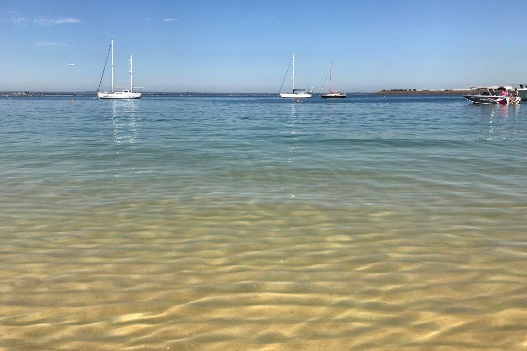 La Perouse Sea